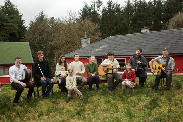 eventtip irische weihnachten mit angelo kelly familie. Black Bedroom Furniture Sets. Home Design Ideas