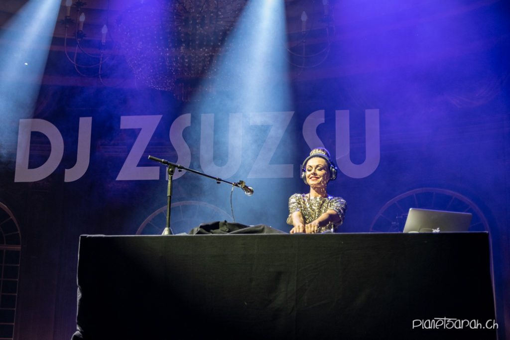 DJ ZsuZsu Stars Of Sounds